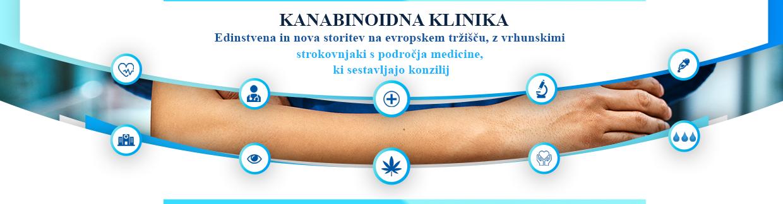 kanabinoidna klinika